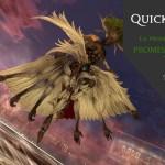 La Promesse d'Eden – Éternité (Quick Guide NM)