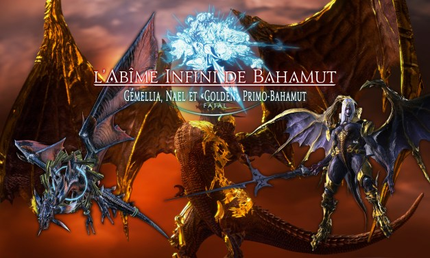 L'Abîme infini de Bahamut – Golden Bahamut