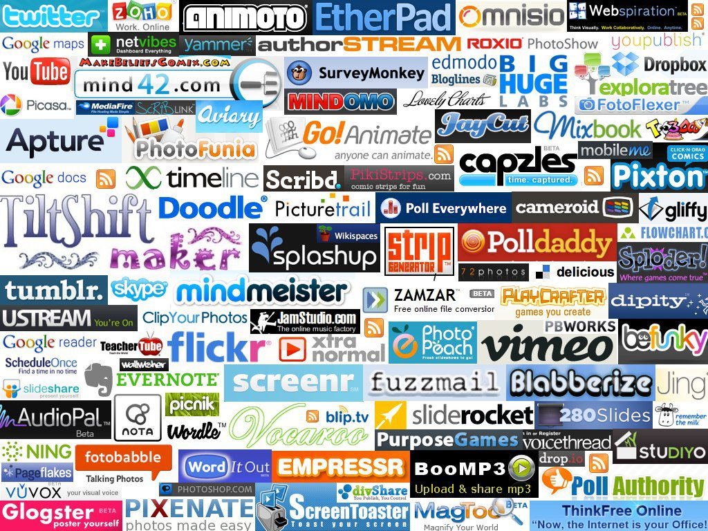 Web 2 0 Tools Some Practical Examples