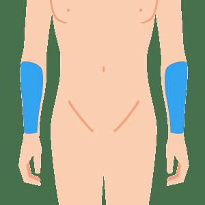 body-udeshita
