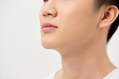 キレイな肌 - メンズ脱毛の効果