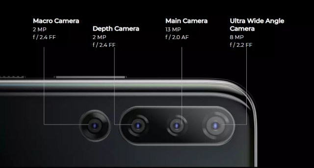 HTC Wildfire E3 with Quad rear camera setup launched: Price, Specifications  - Naxon Tech