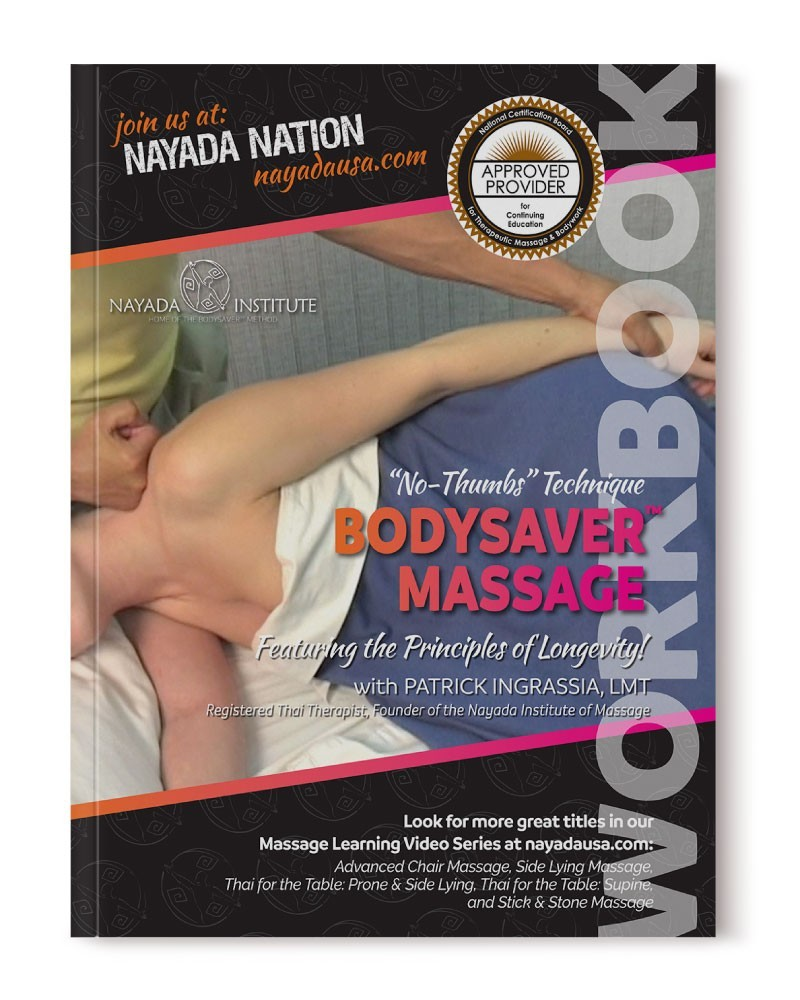 no-thumbs-bodysaver-massage-therapist-product-tool-dvd-nayada-bodysaver