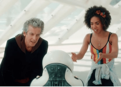 Doctor Who Season 10 Episode 2: Smile