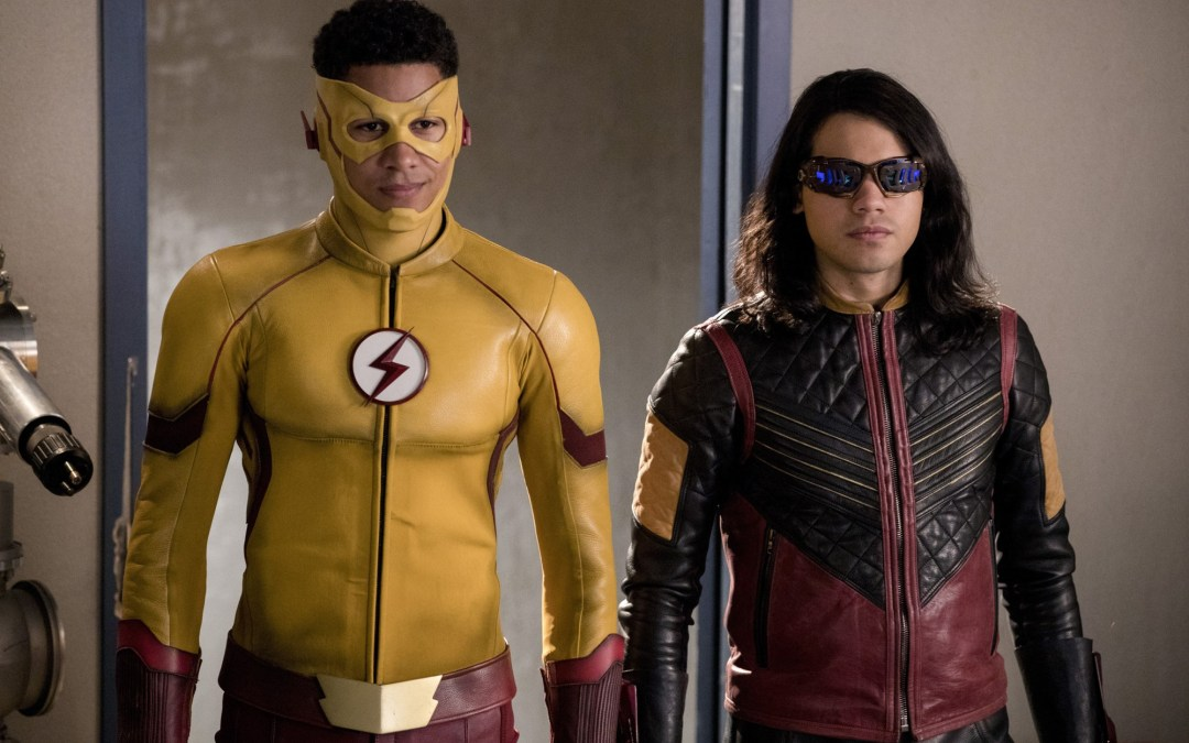 The Flash Season 3 Episode 18: Abra Kadabra