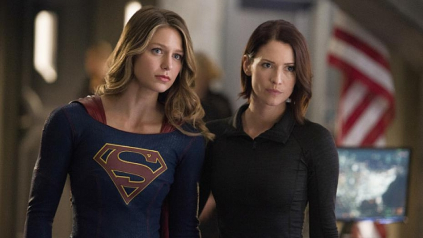 Supergirl Season 2 Episode 19: Alex
