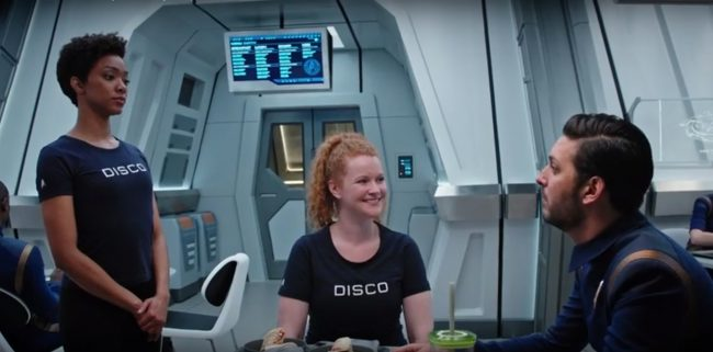 Star Trek Discovery: Family Secrets