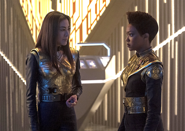 Star Trek Discovery: Connected Across Universes
