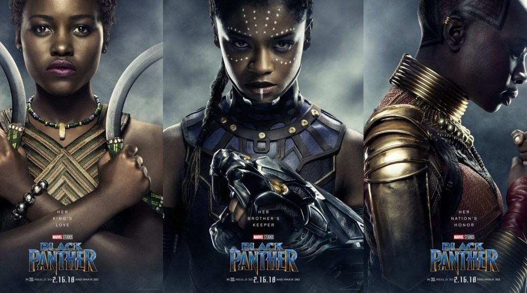 Black Panther: Finally a movie that gives me a voice