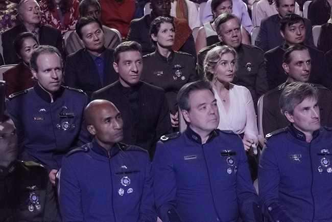 The Expanse: Pesky Guests