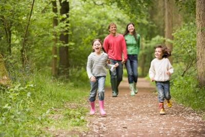 Summer Break Activity - Family Walk