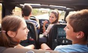 Surviving Car Trips with Kids