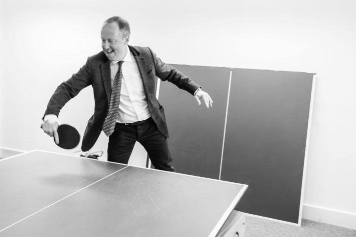James Naylor, Ping Pong