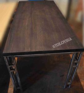 Moderní dubový stůl