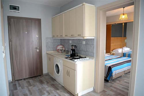Bodrum - Taşev-Suites-apart-odalar