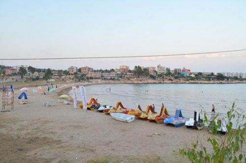Mersin-Akkum-Trak- Pansiyon-sahil