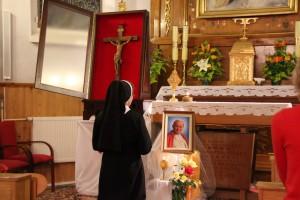 Peregrynacja Krzyża Papieskiego