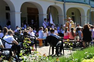 Święto Patrona Szkoły w Komańczy