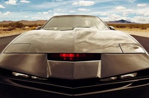 [Galería] KITT El auto increíble