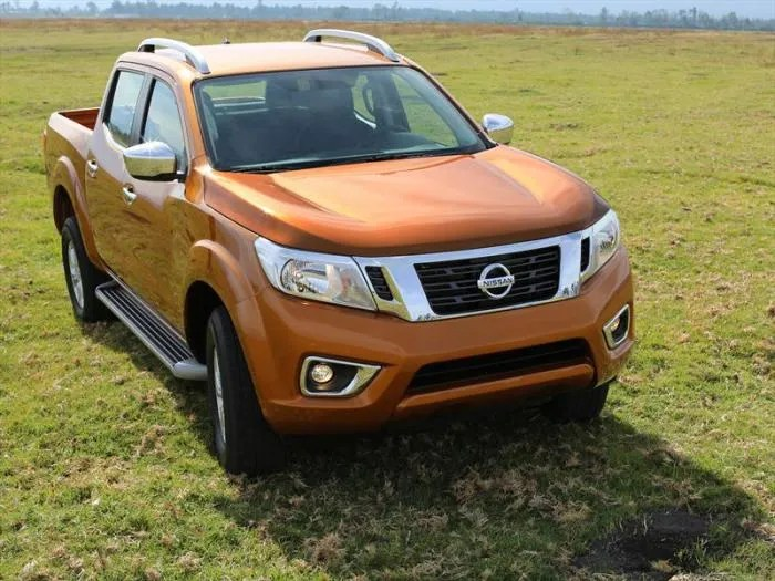 Nissan NP300 y NP 300 Frontier