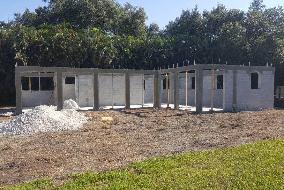 Construction Barn