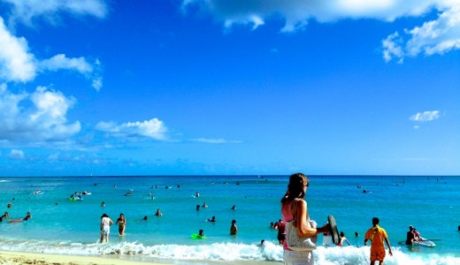 関西の海水浴場!きれいでおすすめなベスト5選!