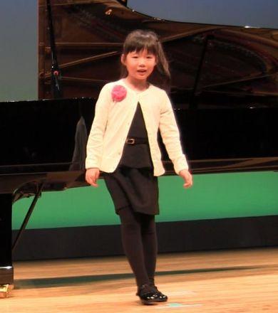 ピアノ発表会衣装