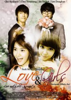 love and girls Im YoonA, Lee Donghae, Cho Kyuhyun, Choi Sooyoung kyuyoung yoonhae romance fluff sugen poster fanfiction