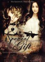 special gift pyscho angst sad romance poster fanfic mystery Kim Ryeowook (Super Junior) and Nam Min Hee