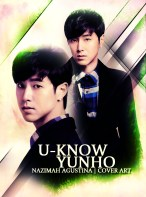 U-KNOW yunho tvxq cover art green by nazimah agustina