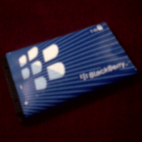 Bateri blackberry kembung