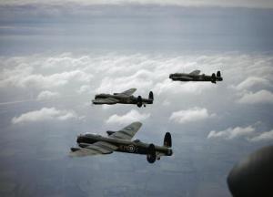 Lancaster B, September 1942