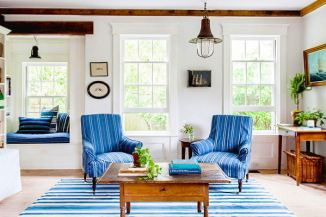 Living Room Ideas Hamptons