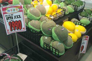 buah di jepang