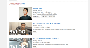 youtube penghasilan