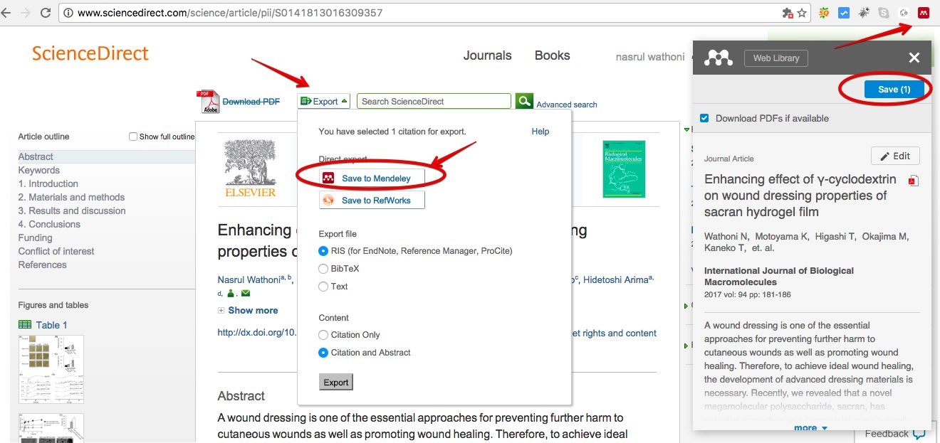 Tutorial Cara Mudah Gunakan Aplikasi Referensi Manajer Mendeley Di Mac Dan Windows Catatan Harian Seorang Dosen Beasiswa Ilmiah Universitas Dan Hobi