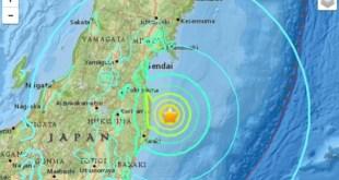 gempa fukushima
