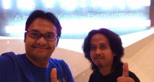 Wisata Kuliner dan Bertemu Master Blogger Banua di Banjarmasin
