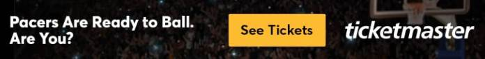 Ticketmaster - 2019-20 Pacers tickets