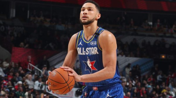 Ben Simmons out for 76ers Thursday after playing in All-Star Game - ProBasketballTalk | NBC Sports