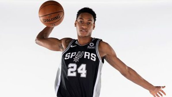 Spurs draft nice player (Devin Vassell) but don't change their trajectory