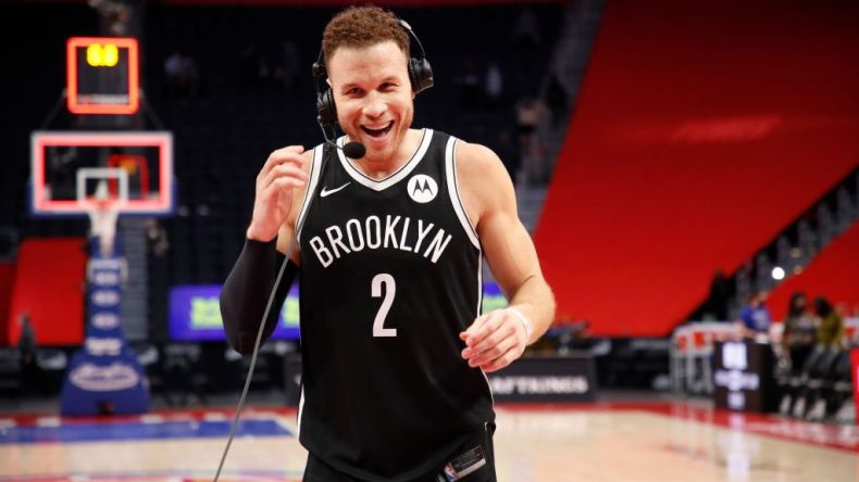 Blake Griffin responds to critics: Am I bad or are Nets unfairly good?