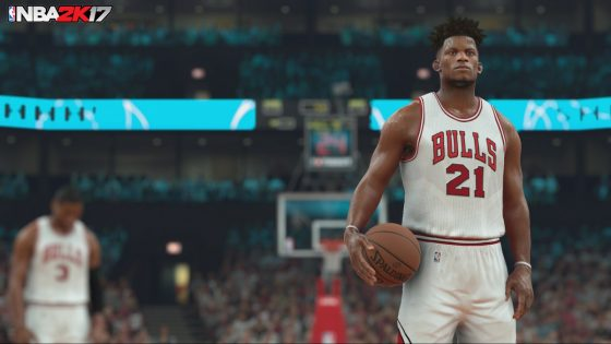 Jimmy Butler's First Official In-Game Screenshot Of NBA 2K17