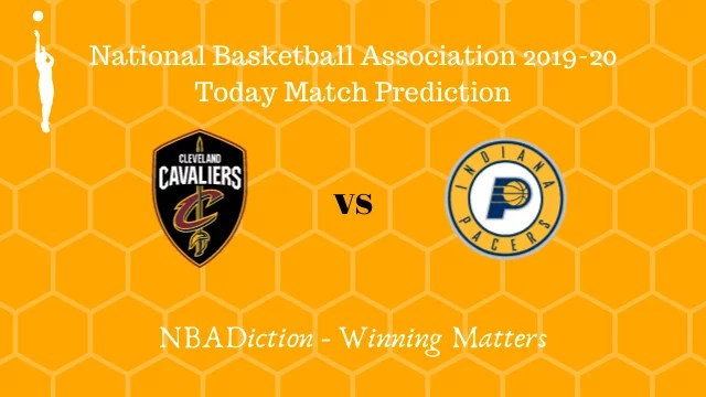 cavaliers vs pacers 27102019 - Cavaliers vs Pacers NBA Today Match Prediction - 27th Oct 2019