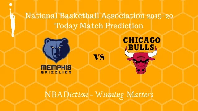 grizzlies vs bulls 26102019 - Grizzlies vs Bulls NBA Today Match Prediction - 26th Oct 2019