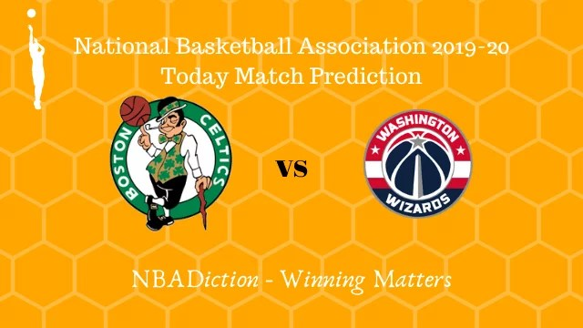 celtics vs wizards 14112019 - Celtics vs Wizards NBA Today Match Prediction - 14th Nov 2019