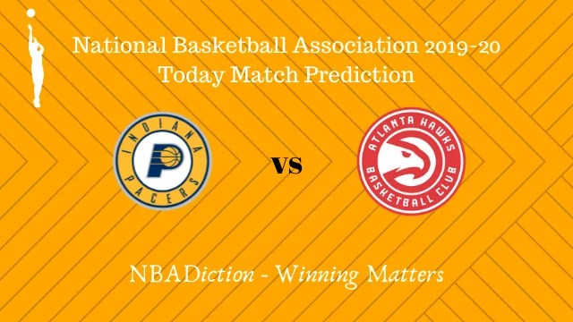 pacers vs hawks prediction 30112019 - Pacers vs Hawks NBA Today Match Prediction - 30th Nov 2019