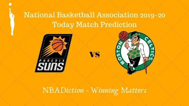 suns vs celtics prediction 19112019 - Suns vs Celtics NBA Today Match Prediction - 19th Nov 2019