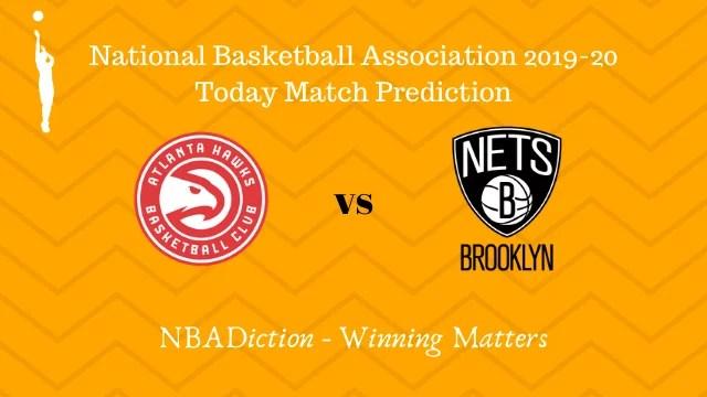 hawks vs nets prediction 05122019 - Hawks vs Nets NBA Today Match Prediction - 5th Dec 2019
