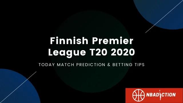 Finnish T20 Premier League 2020 - FPC vs VCC Today Match Prediction Tips - Finnish Premier League T20
